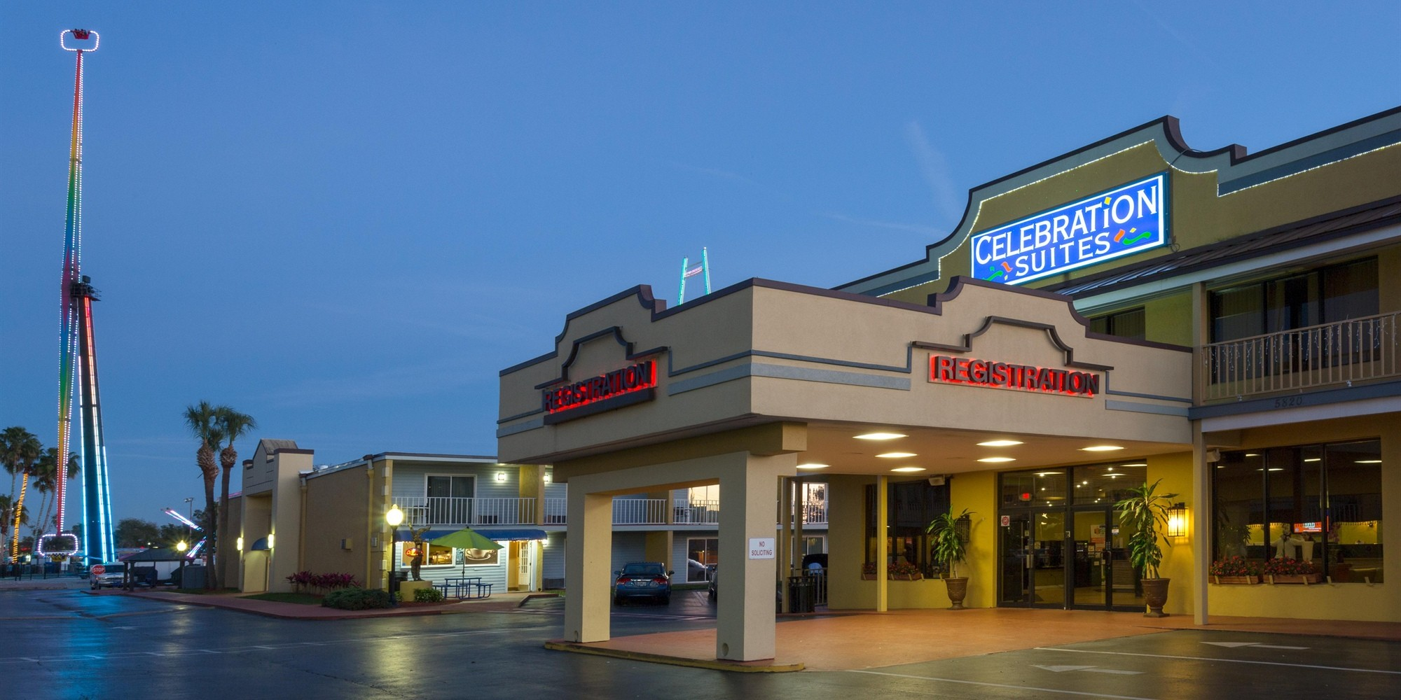 Image of our Affordable Kissimmee Hotel