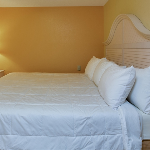 One-Bedroom KingSuite at our afforable Kissimmee hotel