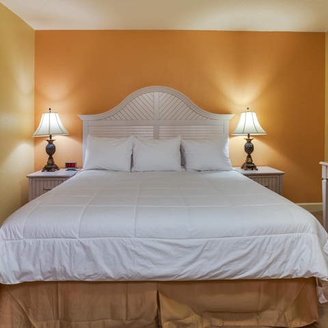 Two-Bedroom Suite at our afforable Kissimmee hotel